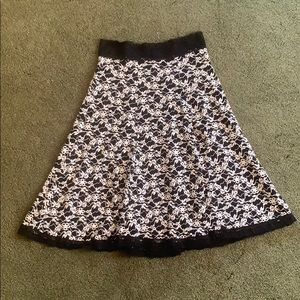 Cabi Lace Skirt